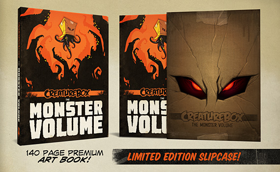 CreatureBox: The MONSTER VOLUME