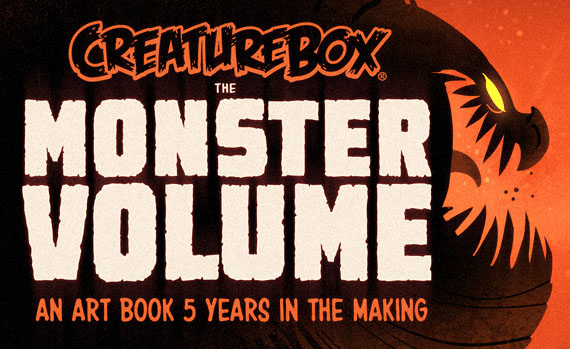 Creaturebox Kickstarter