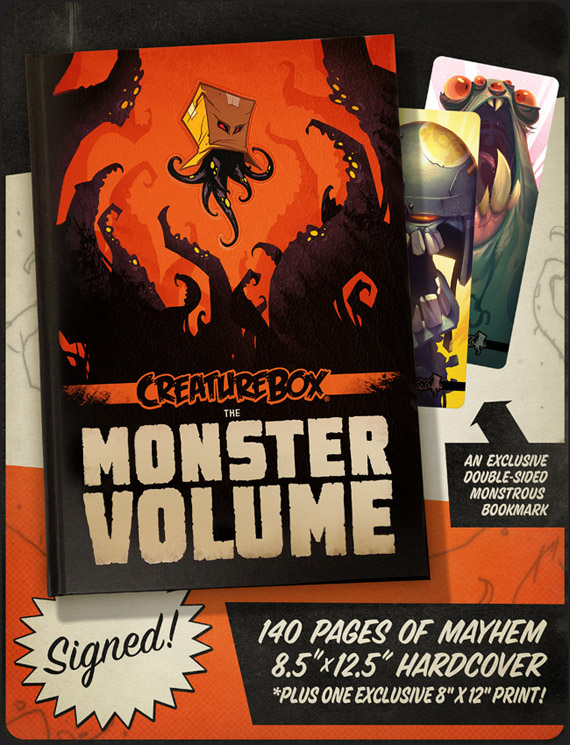 Monster Volume